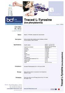 BCF-babyfood-traced-L-Tyrosine-low-phenylalanine
