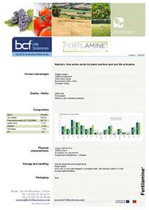 BCF-biostimulant-fertilamine