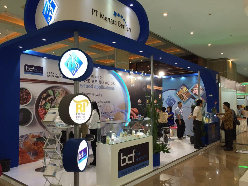 BCF Life Sciences présent au salon FIA en Asie