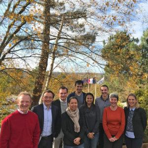 équipe commerciale BCF Life Sciences